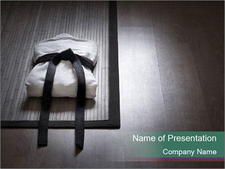 Aikido PowerPoint Template