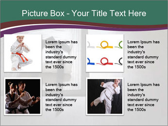 Aikido PowerPoint Template - Slide 14