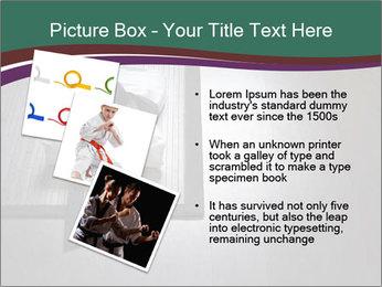 Aikido PowerPoint Template - Slide 17