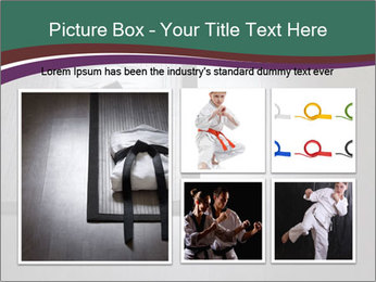 Aikido PowerPoint Template - Slide 19