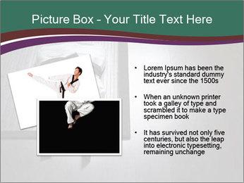 Aikido PowerPoint Template - Slide 20