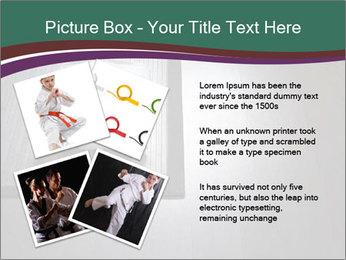 Aikido PowerPoint Template - Slide 23