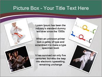 Aikido PowerPoint Template - Slide 24
