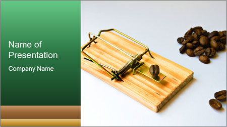 Mousetrap PowerPoint Template