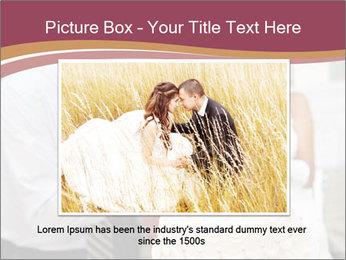 Bride PowerPoint Template - Slide 15