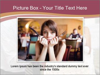 Bride PowerPoint Template - Slide 16