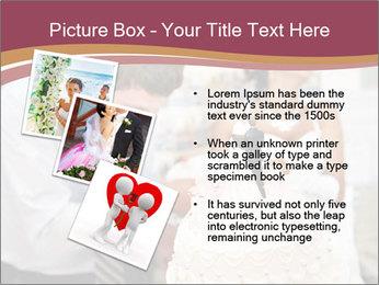 Bride PowerPoint Template - Slide 17