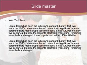 Bride PowerPoint Template - Slide 2