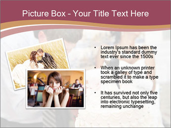 Bride PowerPoint Template - Slide 20