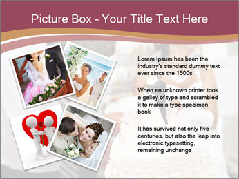 Bride PowerPoint Template - Slide 23