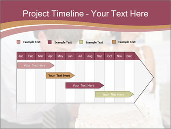 Bride PowerPoint Template - Slide 25