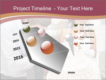 Bride PowerPoint Template - Slide 26