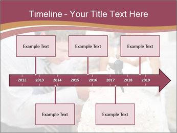 Bride PowerPoint Template - Slide 28