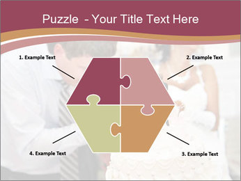 Bride PowerPoint Template - Slide 40