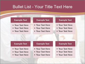 Bride PowerPoint Template - Slide 56