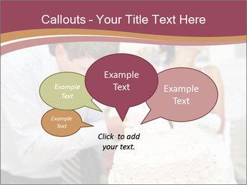 Bride PowerPoint Template - Slide 73