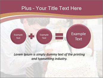 Bride PowerPoint Template - Slide 75