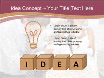 Bride PowerPoint Template - Slide 80