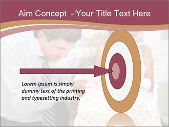 Bride PowerPoint Template - Slide 83