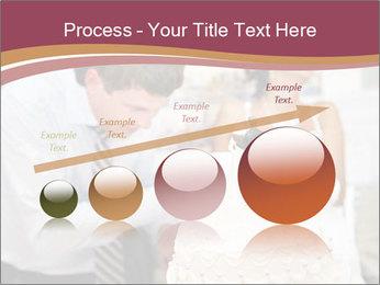 Bride PowerPoint Template - Slide 87