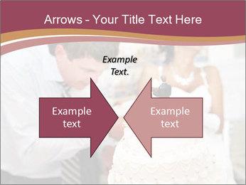 Bride PowerPoint Template - Slide 90