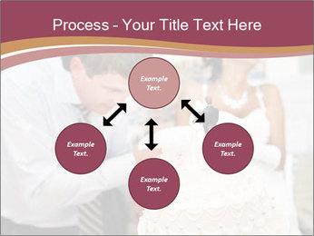 Bride PowerPoint Template - Slide 91