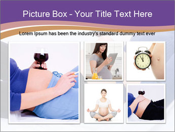 Pregnant woman PowerPoint Templates - Slide 19