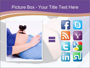 Pregnant woman PowerPoint Templates - Slide 21