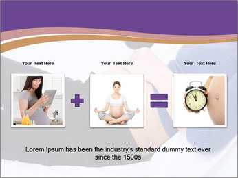 Pregnant woman PowerPoint Templates - Slide 22