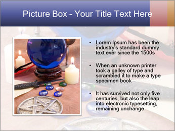 Witchcraft objects PowerPoint Template - Slide 13