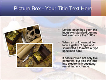 Witchcraft objects PowerPoint Template - Slide 20