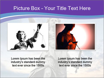 Justice statue PowerPoint Template - Slide 18