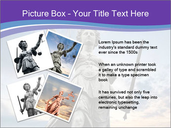 Justice statue PowerPoint Template - Slide 23
