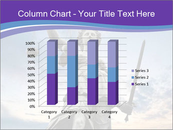 Justice statue PowerPoint Template - Slide 50