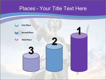 Justice statue PowerPoint Template - Slide 65