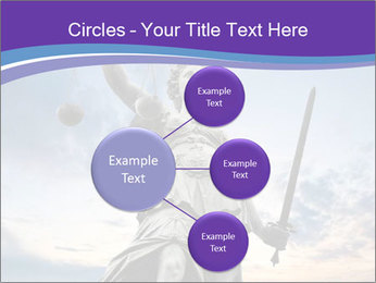 Justice statue PowerPoint Template - Slide 79