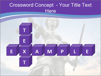 Justice statue PowerPoint Template - Slide 82