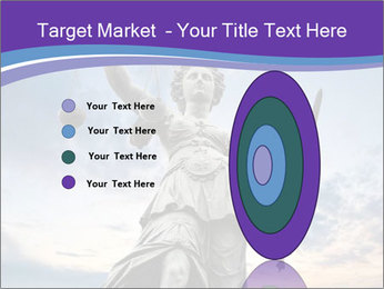Justice statue PowerPoint Template - Slide 84