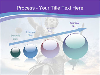 Justice statue PowerPoint Template - Slide 87