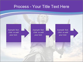 Justice statue PowerPoint Template - Slide 88