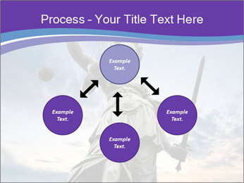 Justice statue PowerPoint Template - Slide 91
