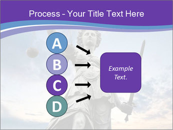 Justice statue PowerPoint Template - Slide 94