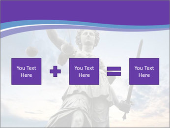 Justice statue PowerPoint Template - Slide 95