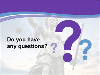 Justice statue PowerPoint Template - Slide 96