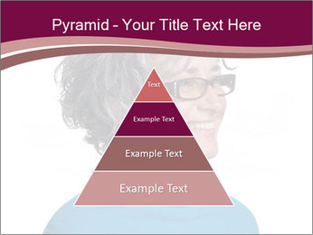 Woman smiling PowerPoint Templates - Slide 30