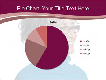 Woman smiling PowerPoint Templates - Slide 36