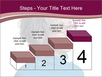 Woman smiling PowerPoint Templates - Slide 64