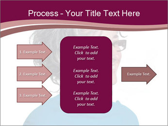 Woman smiling PowerPoint Templates - Slide 85