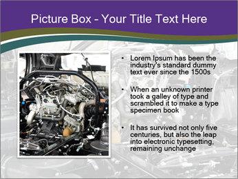 Engine PowerPoint Template - Slide 13
