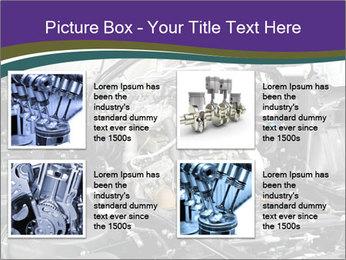 Engine PowerPoint Template - Slide 14